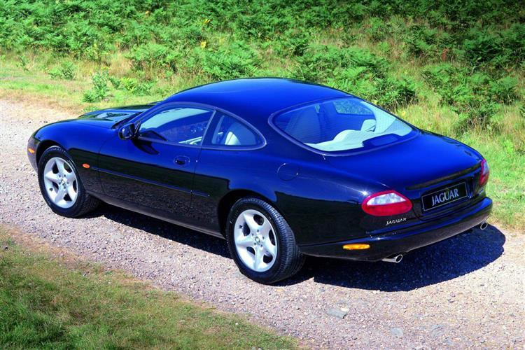 New Jaguar XK8 (1996 - 2006) review