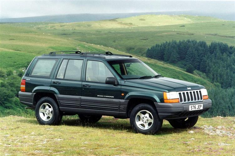 New Jeep Grand Cherokee (1995 - 1999) review