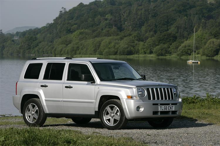 New Jeep Patriot (2008 - 2011) review