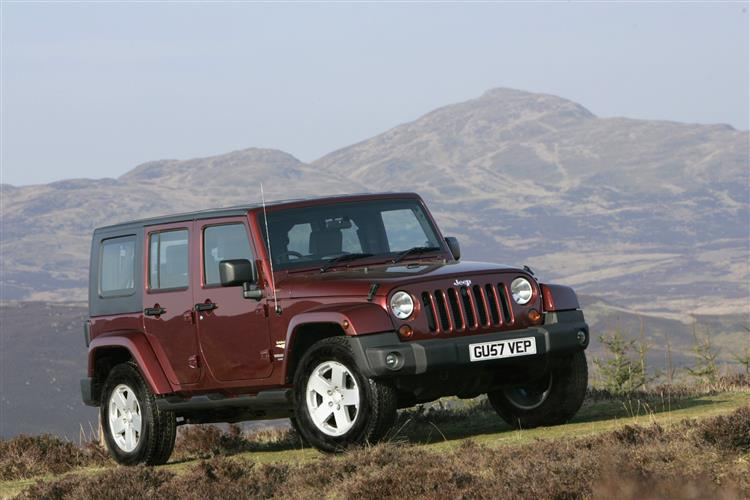 New Jeep Wrangler (2007-2017) review
