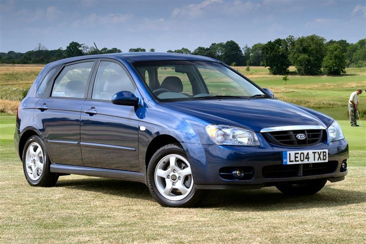 New Kia Cerato (2004 - 2007) review