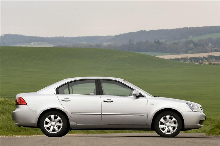 New Kia Magentis (2006 - 2009) review