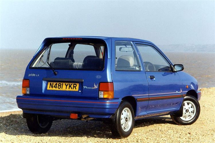 New Kia Pride (1991 - 2000) review