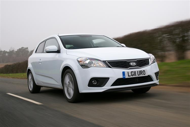 New Kia pro_cee'd (2008 - 2012) review