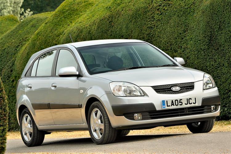 New Kia Rio (2005 - 2011) review