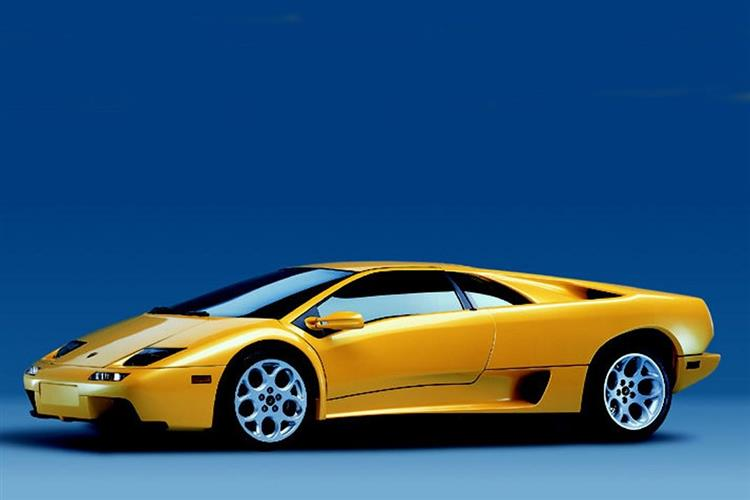New Lamborghini Diablo (1990 - 2001) review