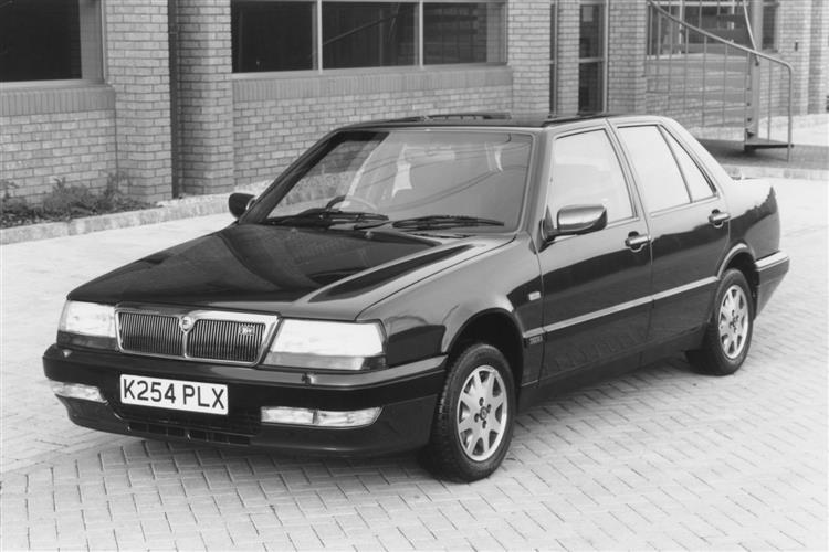 New Lancia Thema (1986 - 1994) review