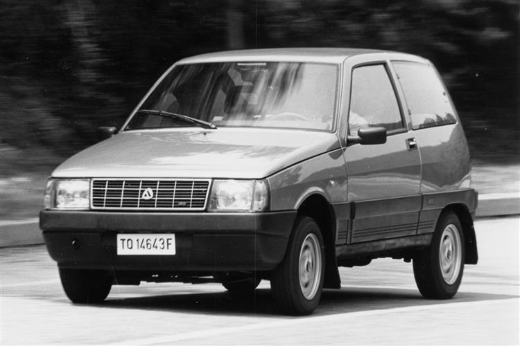 New Lancia Y10 (1985 - 1991) review