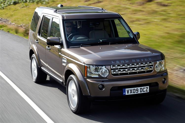 New Land Rover Discovery Series 4 (2009 - 2013) review