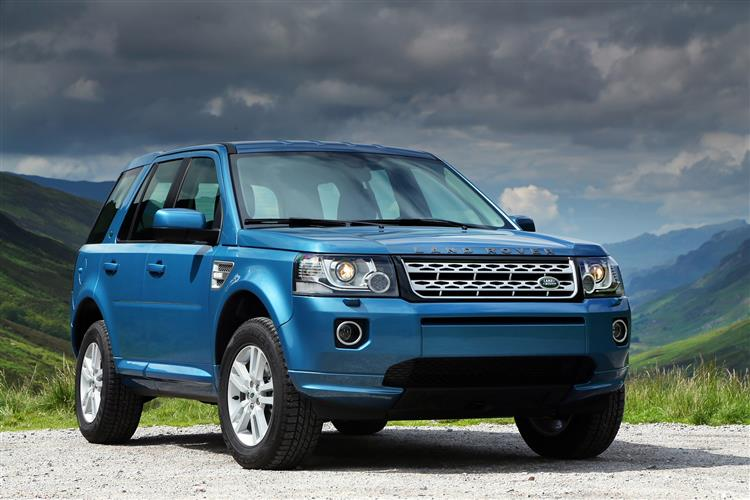 New Land Rover Freelander 2 (2012 - 2015) review