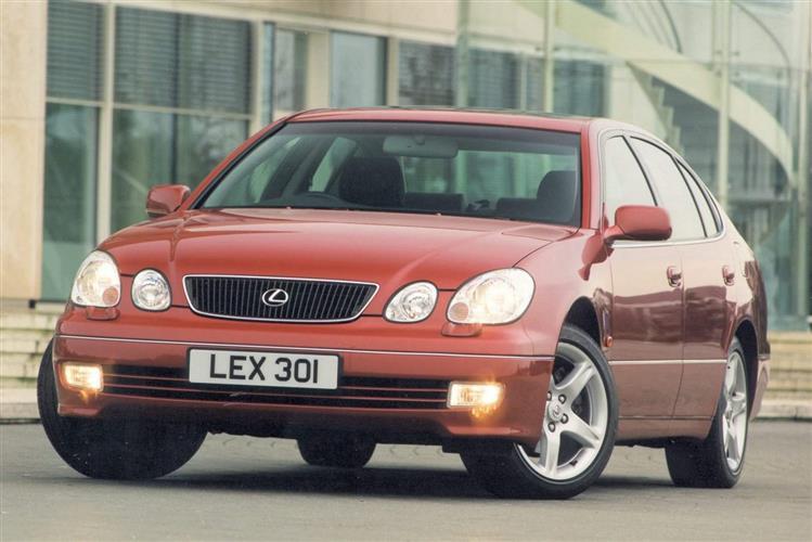 New Lexus GS (1998 - 2005) review