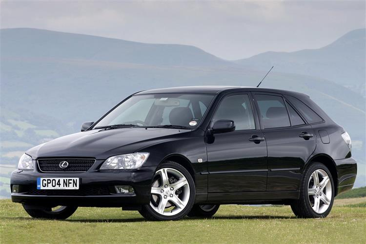 New Lexus IS 300 (2001 - 2005) review