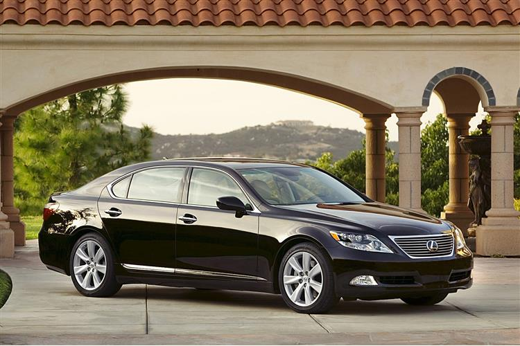 New Lexus LS (2006 - 2010) review