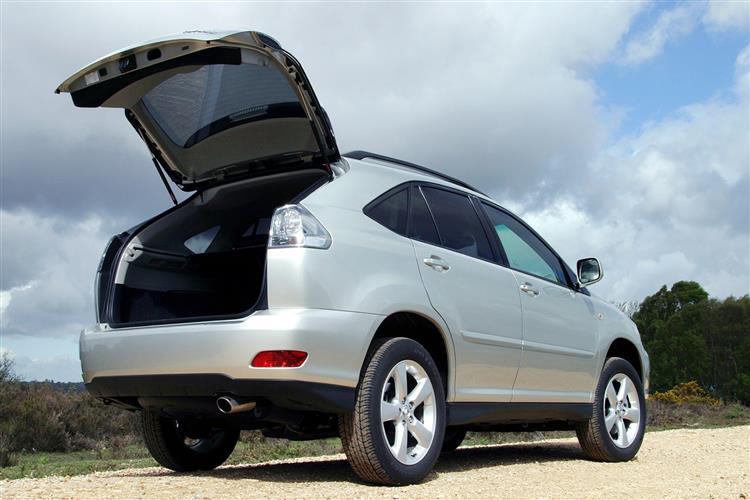 New Lexus RX 300 (2003 - 2009) review
