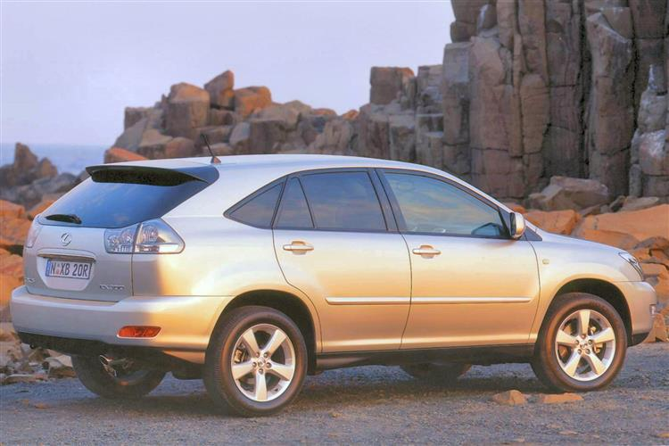 Fairly Used Lexus Rx 300 >> 'A DESIGN FOR LIFE' - Lexus RX 300 (2003 - 2009) Range Independent Used Review (Ref:585/208563)