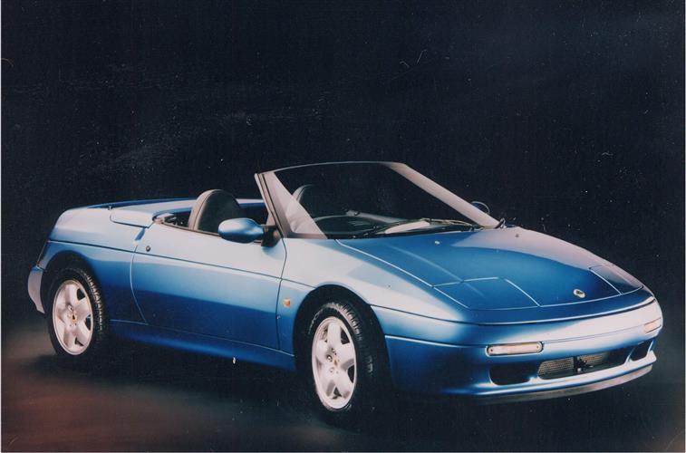 New Lotus Elan (1990 - 1995) review