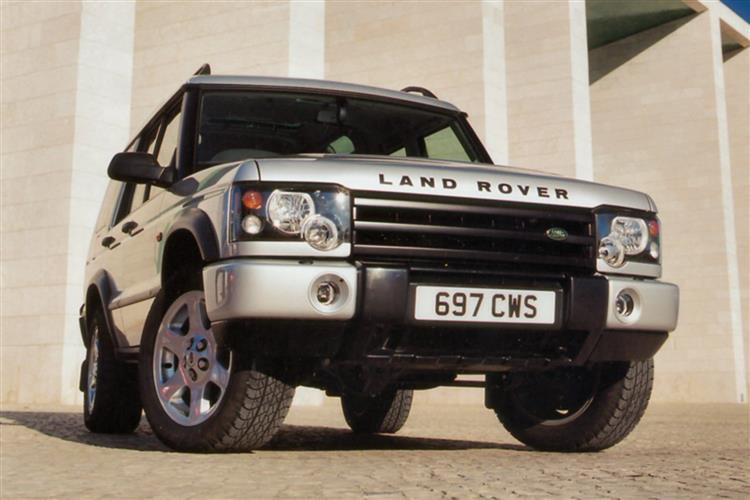 New Land Rover Discovery Series 2 (Facelift) (2002 - 2004) review
