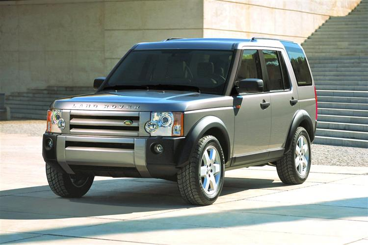 New Land Rover Discovery Series 3 (2004 - 2009) review