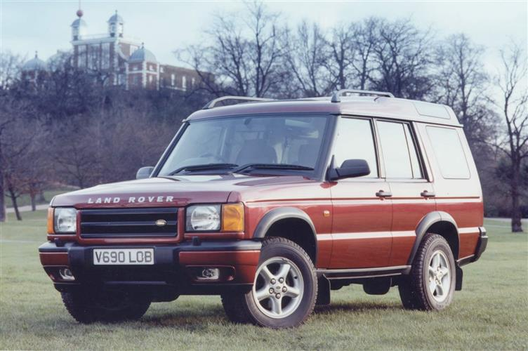 New Land Rover Discovery Series 2 (1998 - 2004) review