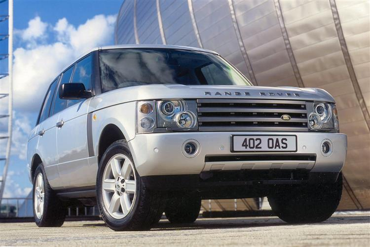 New Land Rover Range Rover MKIII (2002 - 2010) review