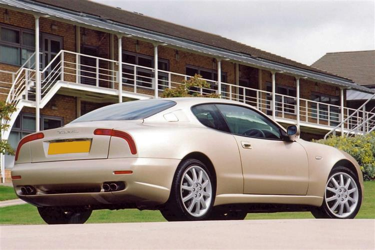 New Maserati 3200GT (1998 - 2002) review