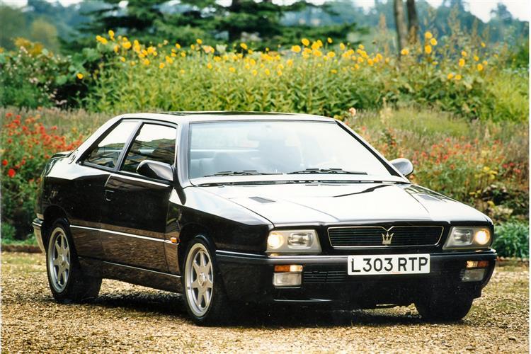 New Maserati Ghibli (1993 - 1999) review