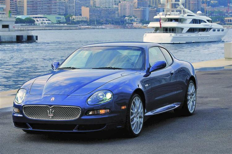 New Maserati GranSport (2004 - 2007) review
