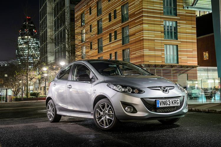New Mazda2 (2010 - 2015) review