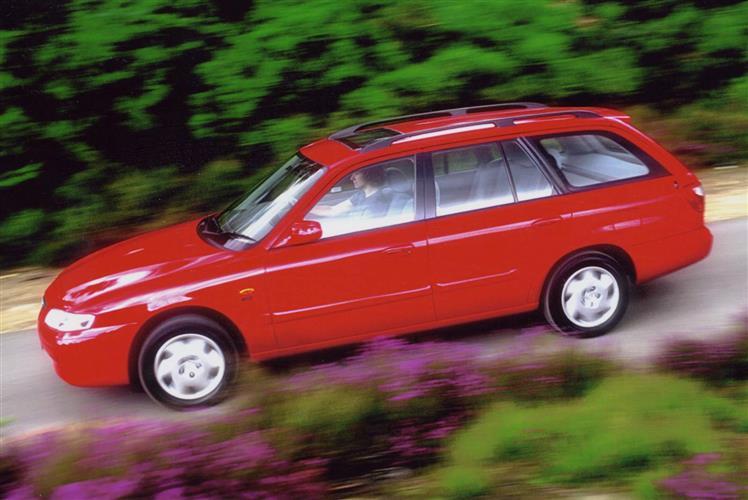 New Mazda6 (2002 - 2007) review