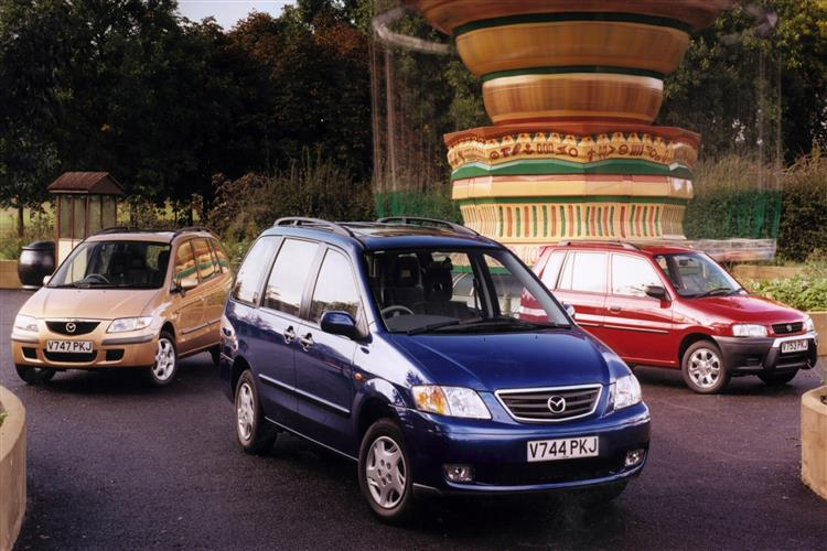New Mazda MPV (1999 - 2007) review