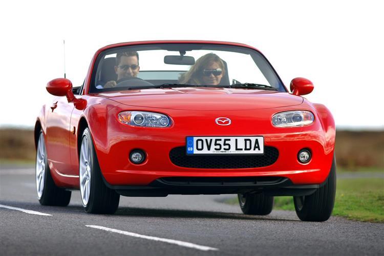 New Mazda MX-5 (2005 - 2009) review
