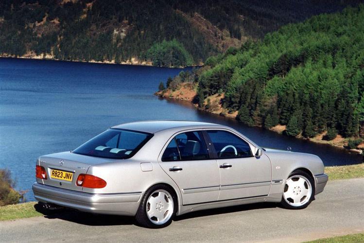 New Mercedes-Benz E-Class (1995 - 2002) review