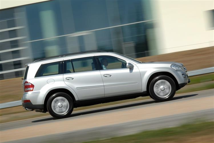 New Mercedes-Benz GL-Class (2006-2013) review