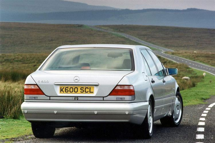 New Mercedes-Benz S-Class Saloon (1991 - 1999) review