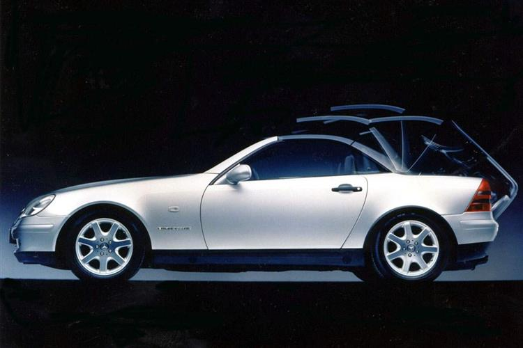 New Mercedes-Benz SLK (1996-2004) review