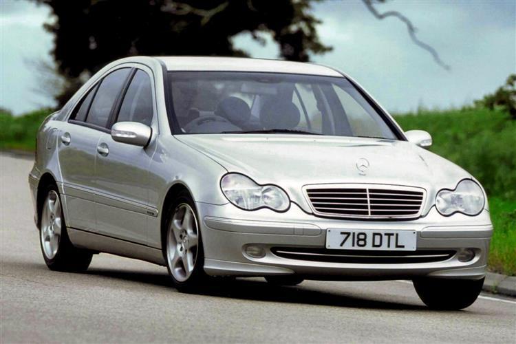 New Mercedes-Benz C-Class (2000 - 2007) review