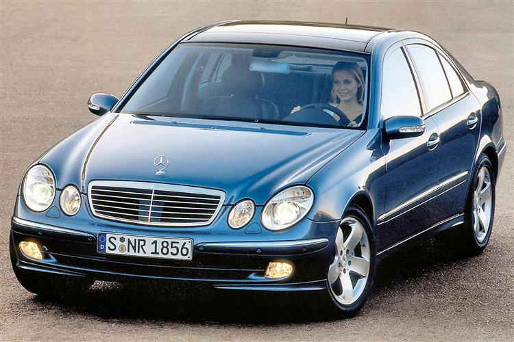 New Mercedes-Benz E-Class (2002 - 2009) review