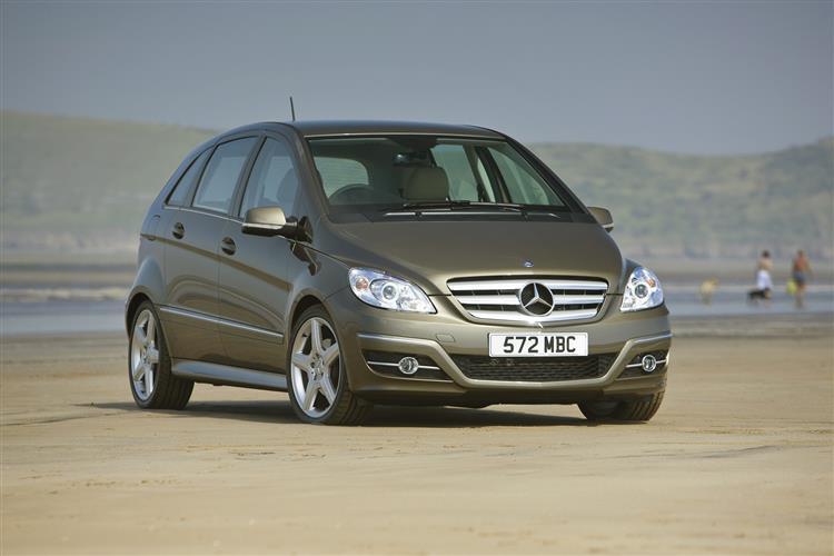 New Mercedes-Benz A-Class (2008 - 2012) review