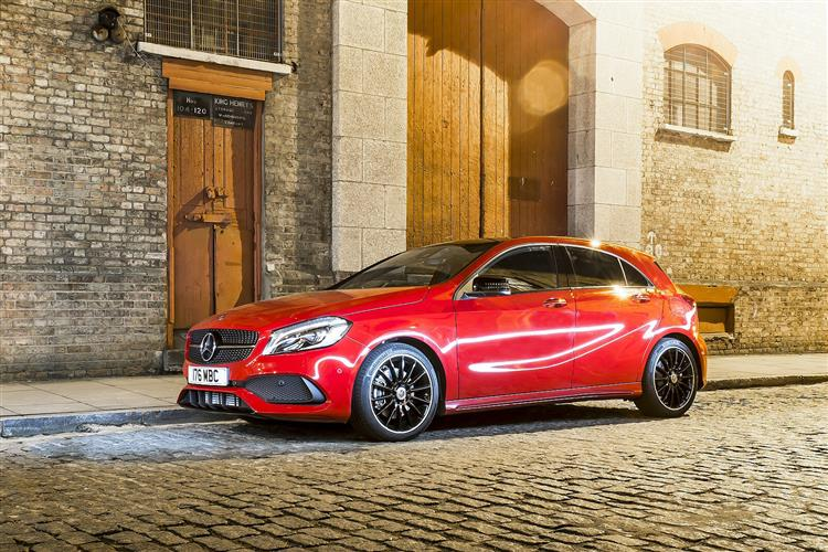 Mercedes Benz A CLASS A250e AMG Line 5dr Auto