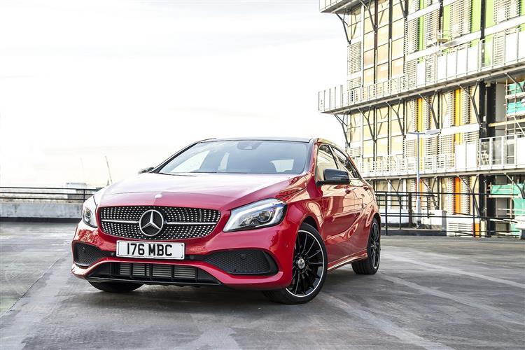 Mercedes Benz A CLASS A200d AMG Line 5dr Auto