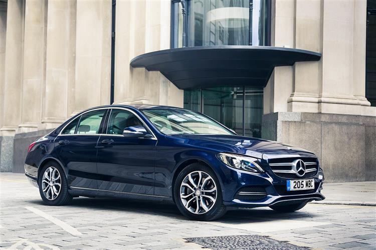 Mercedes Benz C CLASS C220d AMG Line Premium 4dr 9G-Tronic