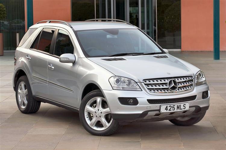 New Mercedes-Benz M-Class (2005 - 2011) review