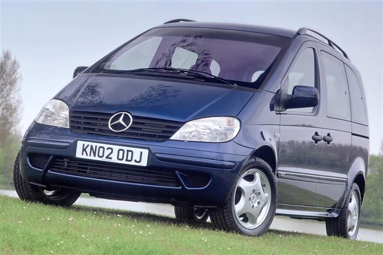 New Mercedes-Benz Vaneo (2002 - 2006) review