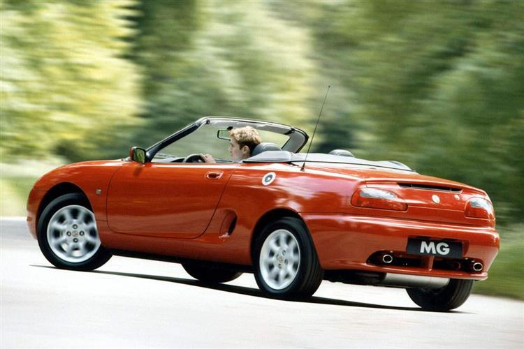 New MGF (1995 - 2002) review