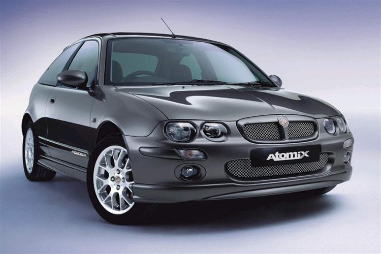 New MG ZR (2001 - 2005) review