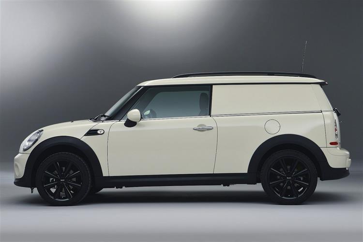 New MINI Clubvan (2013-2015) review