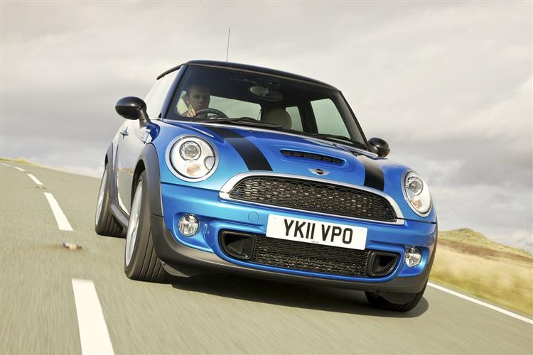 New MINI Cooper SD Hatch R56 (2011 - 2014) review