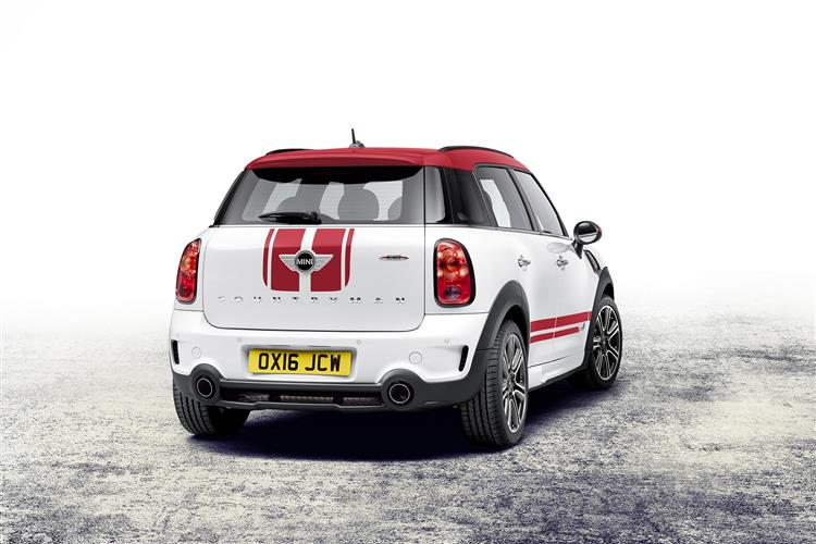 2012 2016 Mini Countryman John Cooper Works Review Exchange And