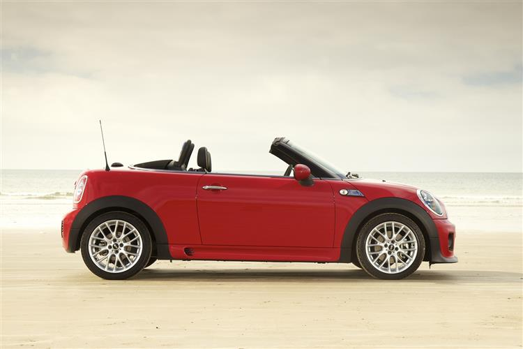 New MINI Roadster (2011 - 2016) review