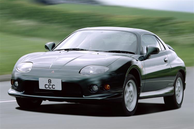 New Mitsubishi FTO (1994 - 2005) review